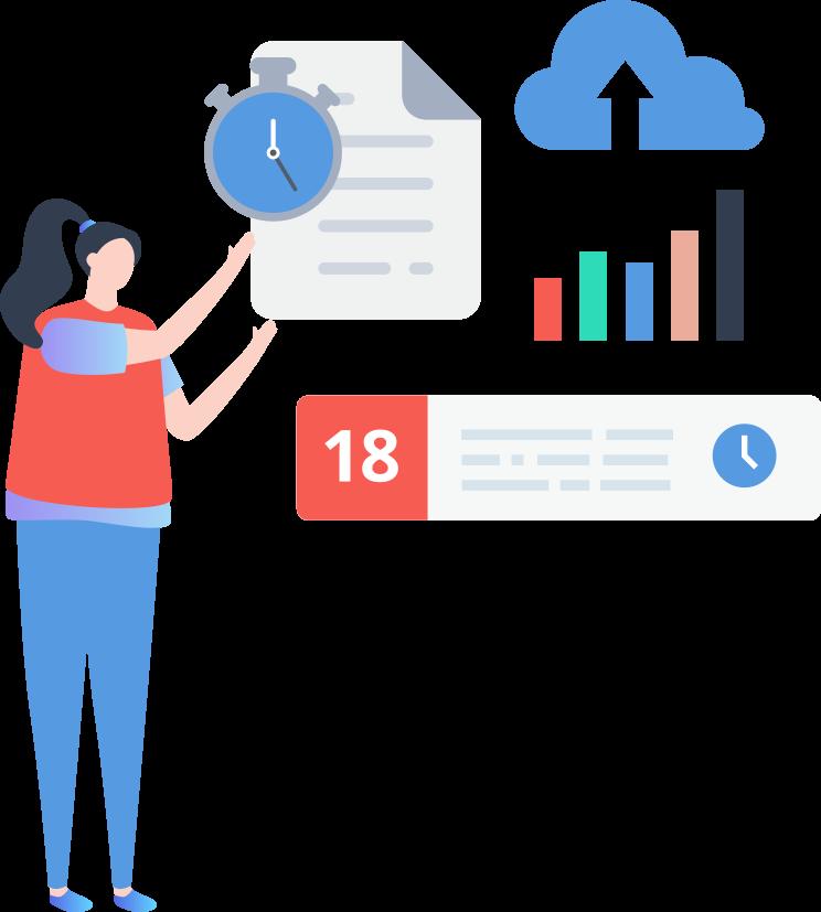 A ferramenta de relatórios mais flexível do mercado