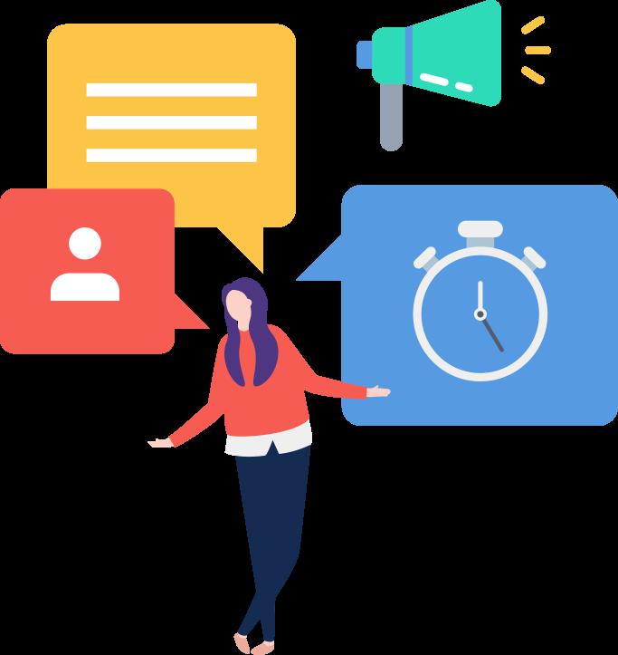 Berichte teilen, Kunden beeindrucken