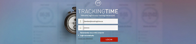 time-tracking-login