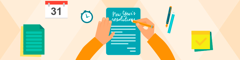 Two Fundamentals About New Year's Resolutions