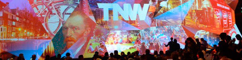 TrackingTime at TNW Europe 2014