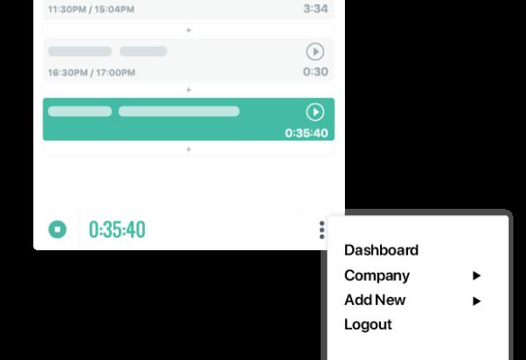 Quick access without leaving desktop app