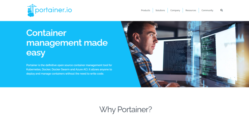 portainer software