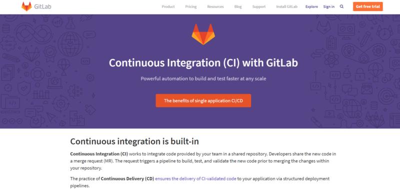 Gitlab pipelines ferramentas de implantação
