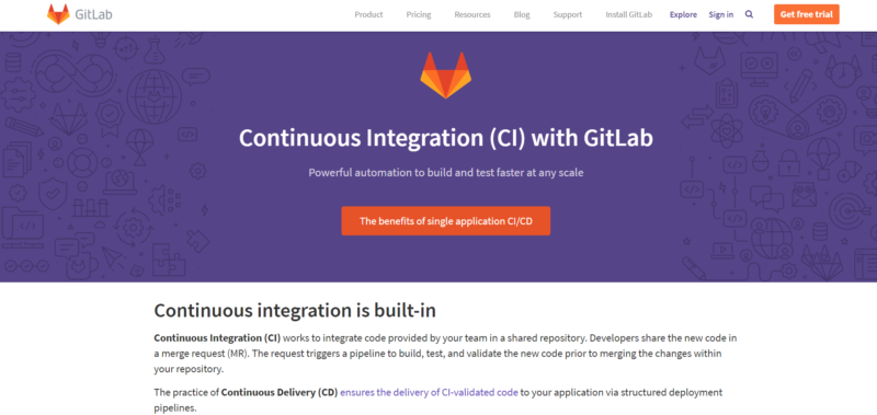 Gitlab pipelines and deployment tools