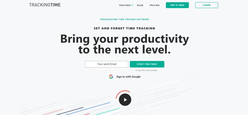 trackingtime todo en uno 2021