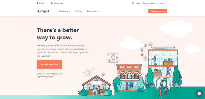 HubSpot - Marketing Automation Tools to Try in 2021